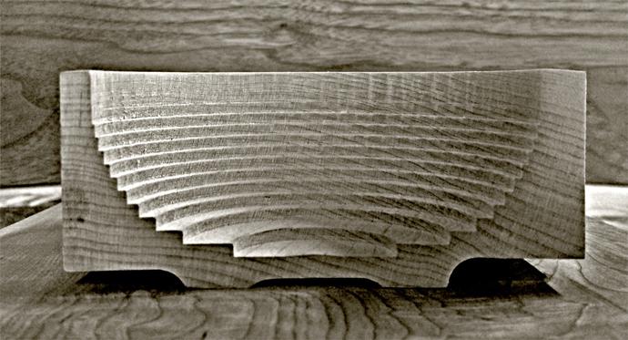 木のフィルター